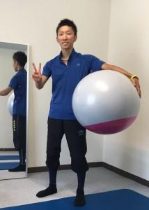 松本市でダイエットをサポートするトレーナー!スタジオコアダイエット担当トレーナー床尾プロフィール画像